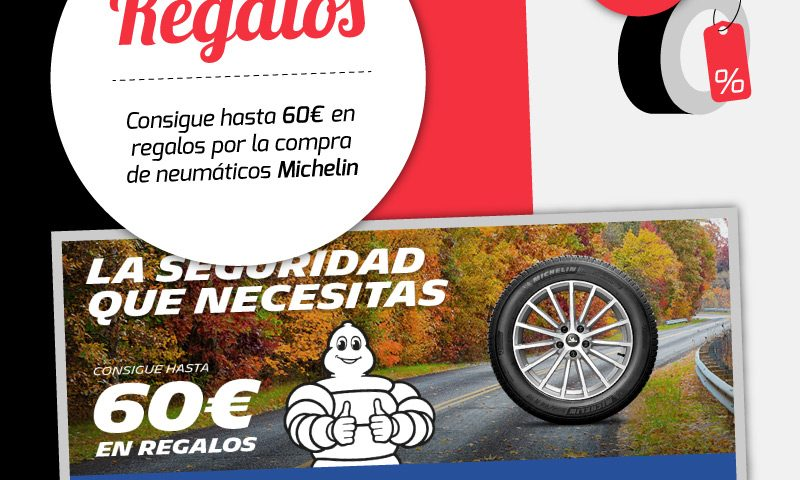 Regalos MICHELIN - Expo Tyre - Zaragoza