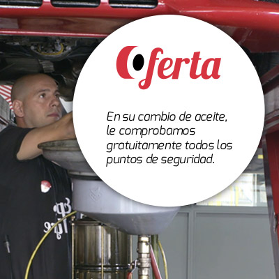 Cambio de aceite en Zaragoza