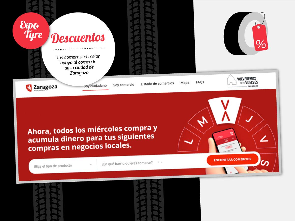 Descuentos en compras - Zaragoza