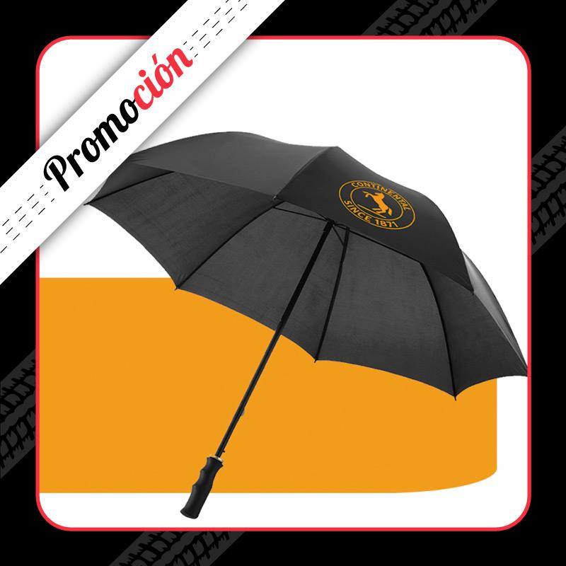 Regalo de paraguas con neumáticos Continental